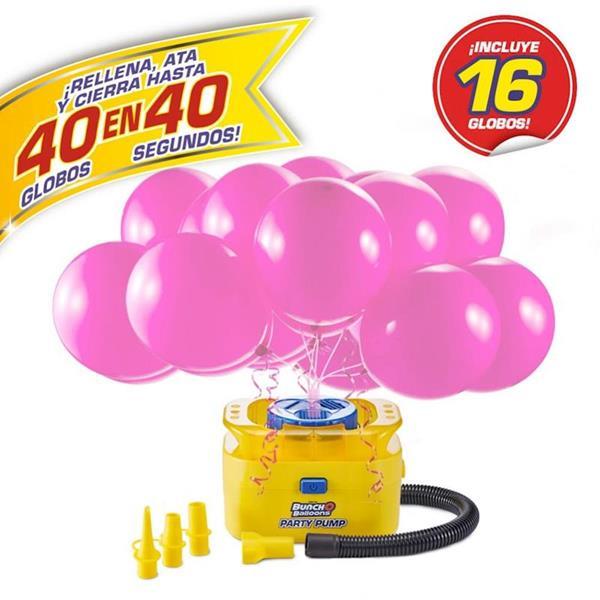 Imagen de Hinchador Eléctrico Para Globos Bunch O Balloons Color Baby