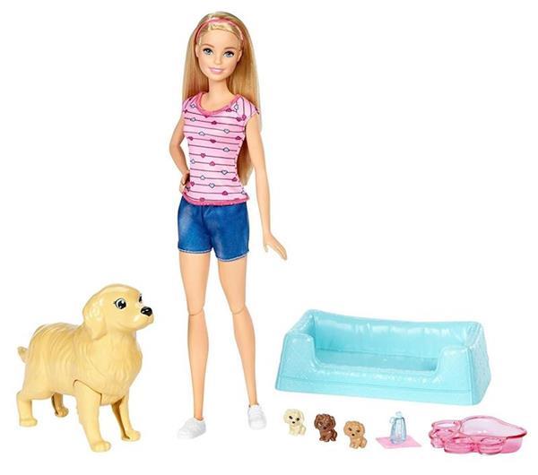 Imagen de Barbie Y Sus Perritos Sorpresa