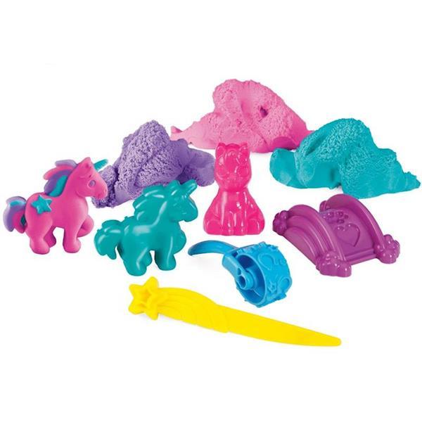 Imagen de Arena Mágica Moldeable Cra-Z-Air Unicornio Color Baby