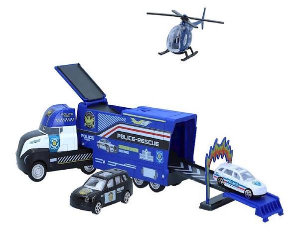 Imagen de Camión Fricción de Policía