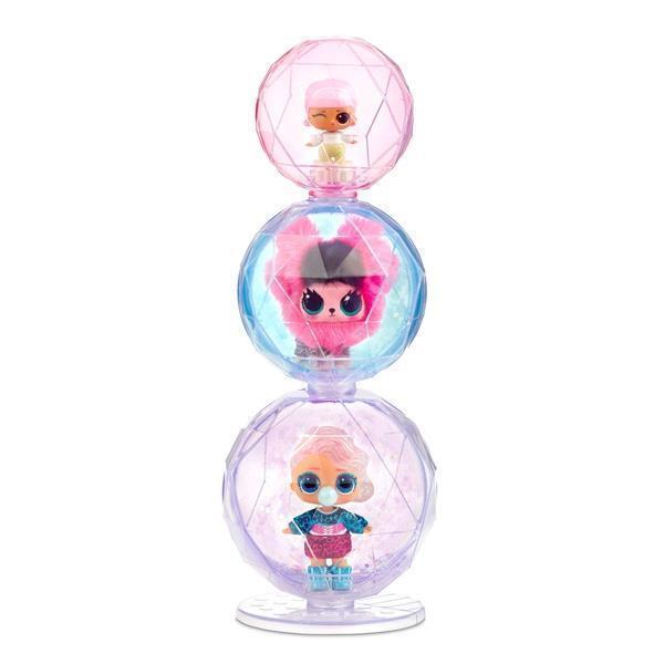 Imagen de Bola LOL Surprise Glitter Globe Winter Giochi Preziosi