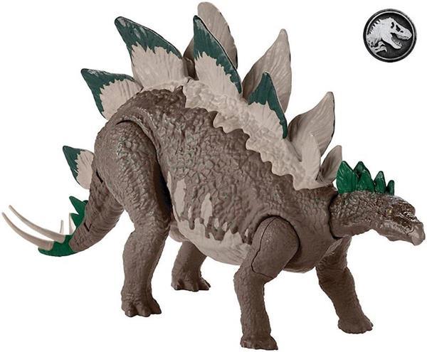 Imagen de Jurassic World Stegosaurus Doble Ataque