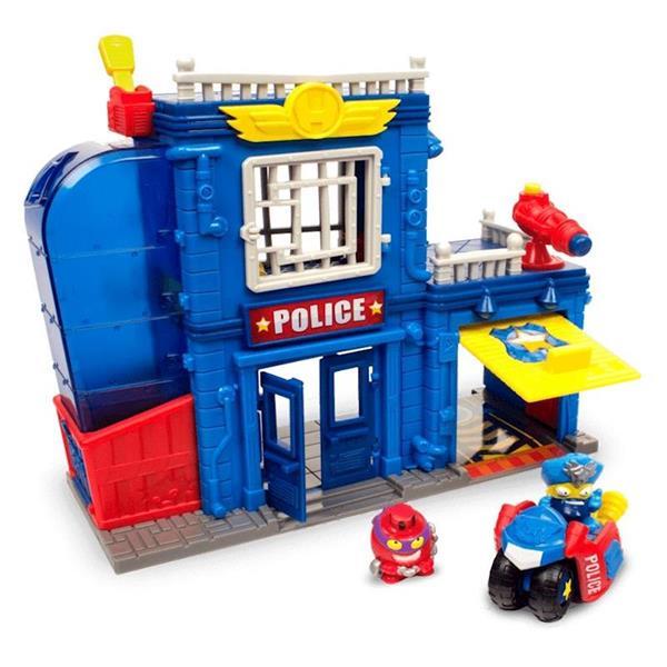 Imagen de SuperZings Estación De Policía Magic Box