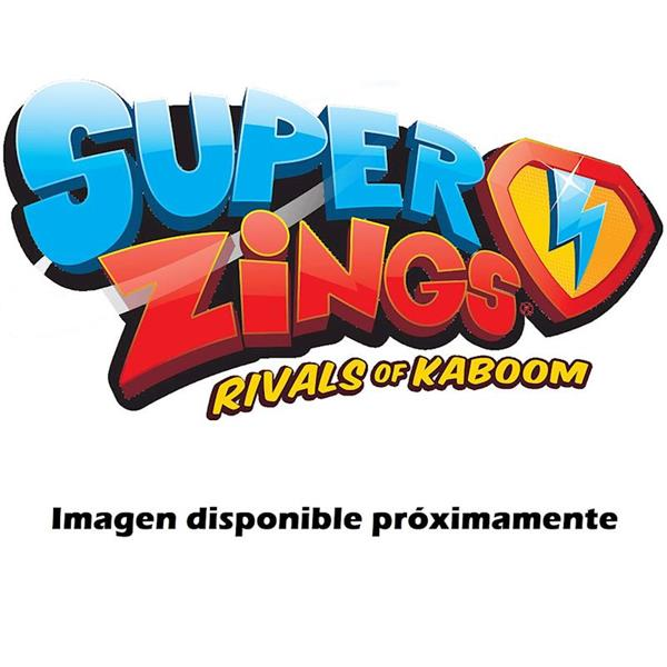Imagen de SuperZings Misión 4 Asalto Al Banco Serie 5