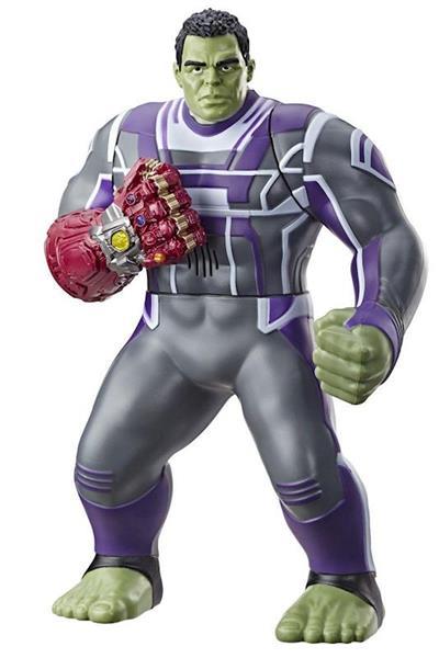 Imagen de Figura Los Vengadores Electrónica Hulk Hasbro
