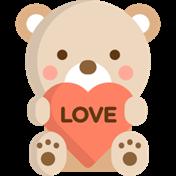 Imagen para la categoría Peluches para Enamorados