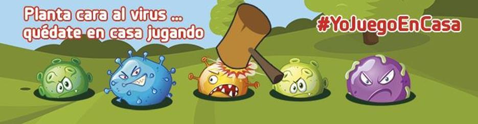 #YoJuegoEnCasa - Ideas para Jugar en Casa, Quédate en Casa Jugando