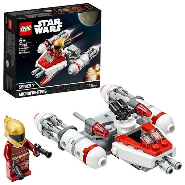 Imagen de Lego Star Wars Microfighter Resistencia