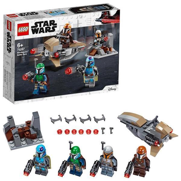 Imagen de Lego Star Wars Pack de Combate Mandalorianos