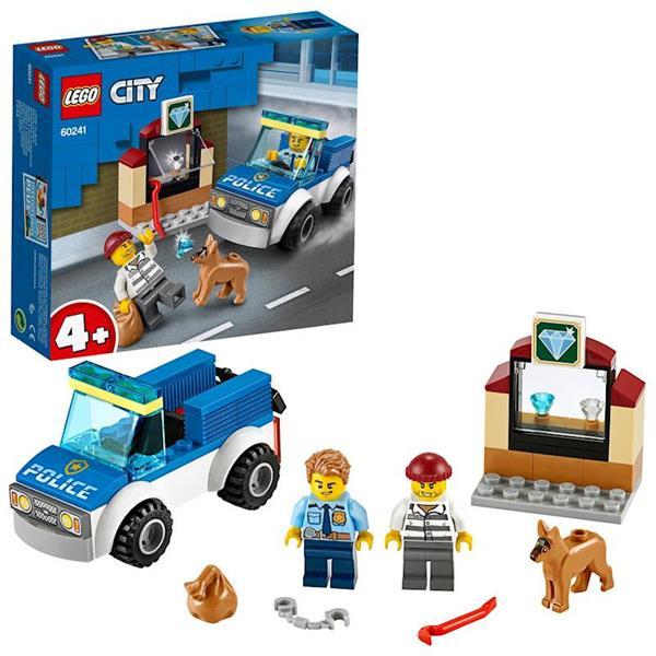 Imagen de Lego City Policía Unidad Canina