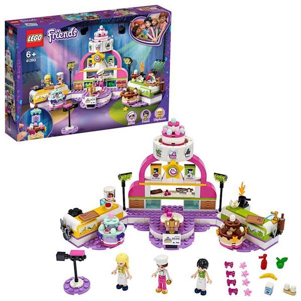 Imagen de Lego Friends Concurso de Repostería
