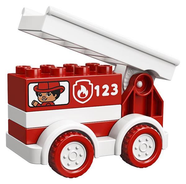 Imagen de Lego Duplo Camión de Bomberos