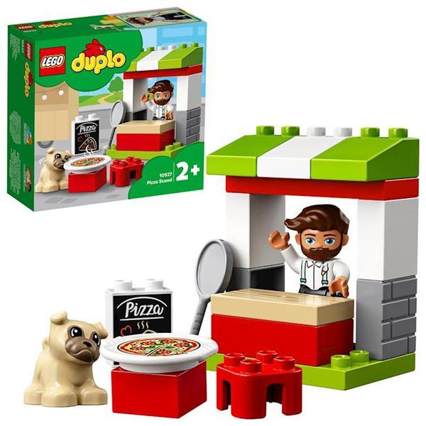 Imagen de Puesto de Pizza Lego Duplo