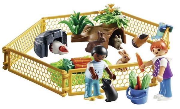 Imagen de Playmobil Country Recinto Animales Granja