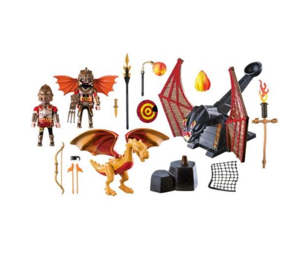 Imagen de Playmobil Novelmore Entrenamiento del Dragón