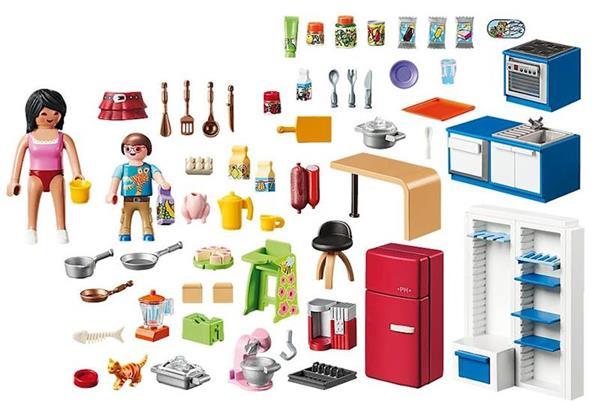 Imagen de Playmobil Dollhouse Cocina