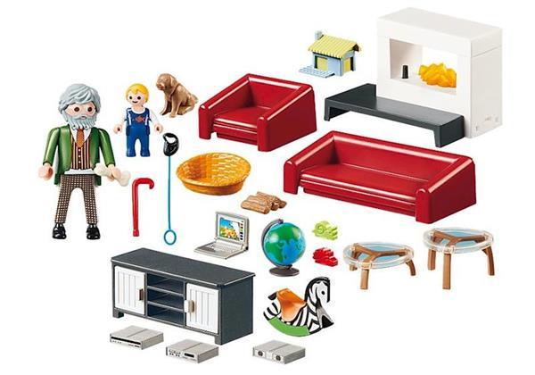 Imagen de Playmobil Dollhouse Salón