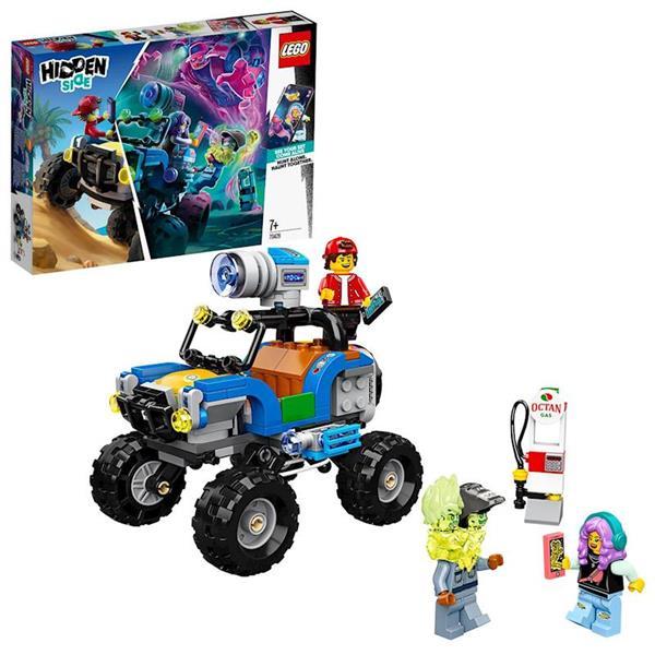 Imagen de Buggy Playero de Jack Lego Hidden Side
