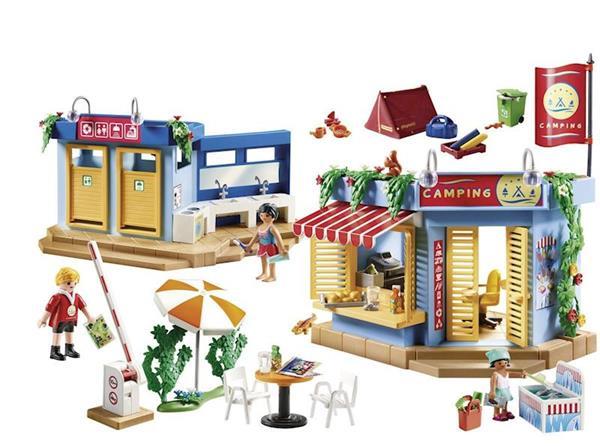 Imagen de Playmobil Family Fun Camping