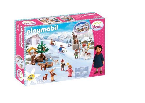 Imagen de Playmobil El Mundo de Invierno de Heidi