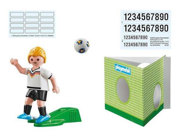 Imagen de Playmobil  Jugador de Fútbol - Alemania