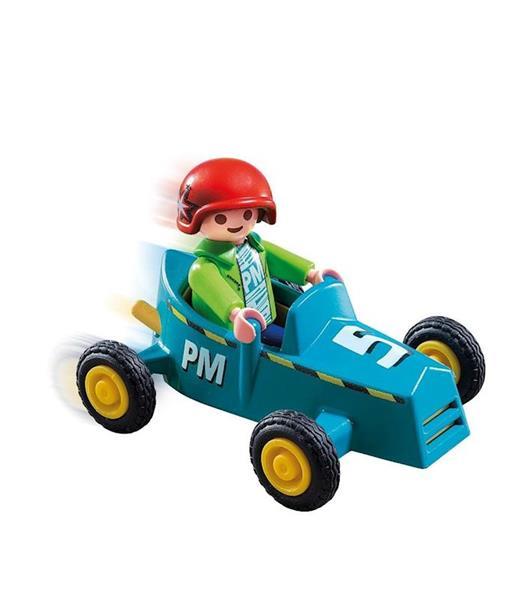 Imagen de Playmobil Special Plus Niño con Kart