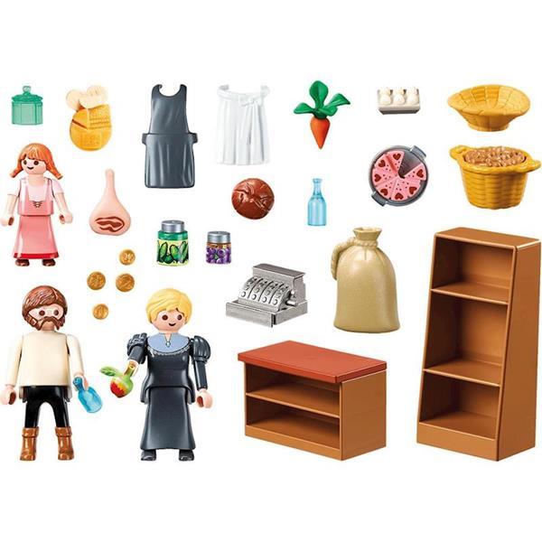 Imagen de Playmobil City Life  Tienda Familia Keller