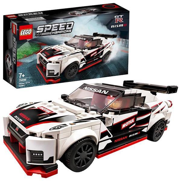 Imagen de Nissan GT-R Nismo Lego Speed Champions
