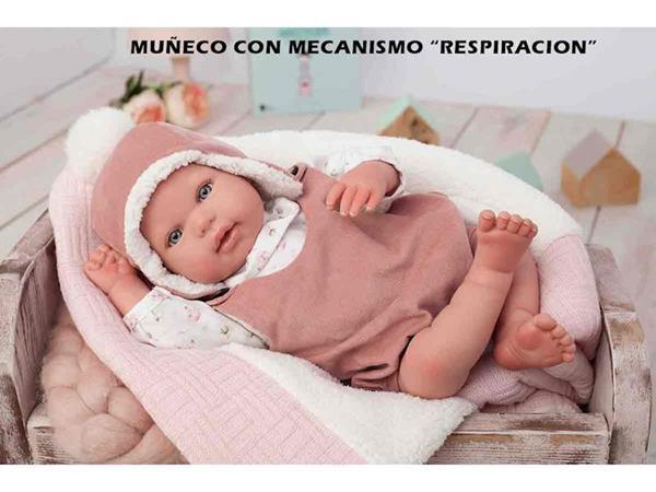 Imagen de Muñeca Reborn Gael