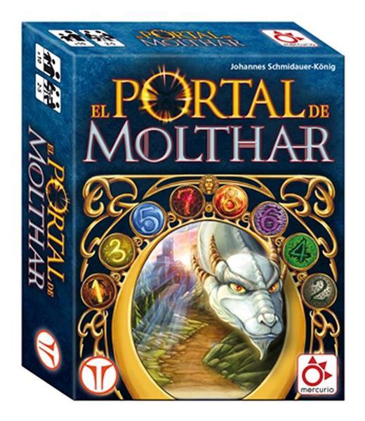 Imagen de Juego de mesa El Portal de Molthar