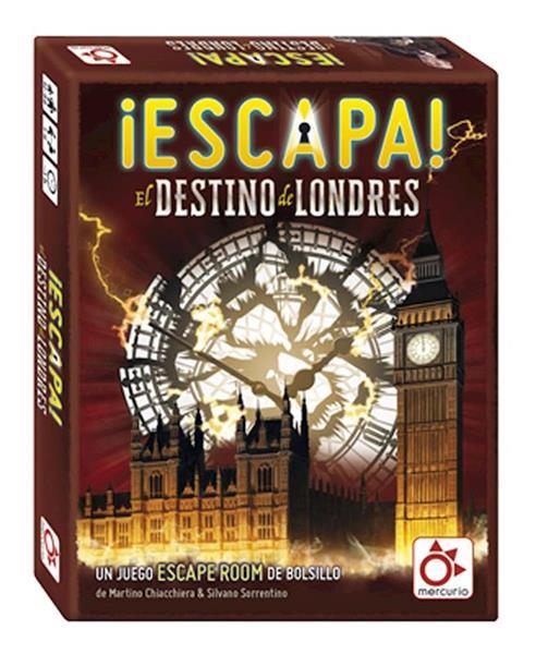 Imagen de Juego Escapa, El Destino de Londres