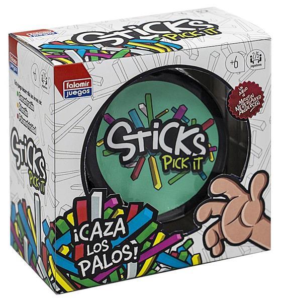 Imagen de Juego Sticks Pick It ¡Caza los Palos!