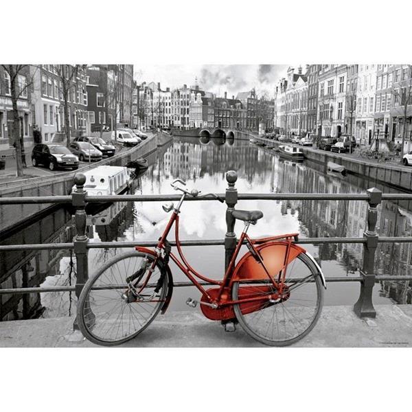 Imagen de Puzzle 1000 piezas Ámsterdam Educa