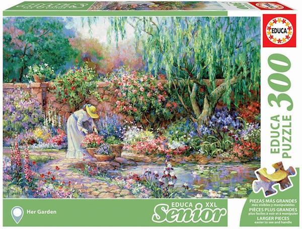 Imagen de Puzzle 300 piezas Su Jardín Senior