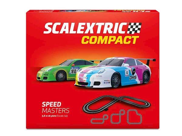 Imagen de Pista Scalextric Compact Speed Masters de 3,66 m
