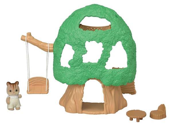 Imagen de Sylvanian Families Casa del Árbol para Bebés