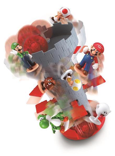 Imagen de Super Mario Blow Up! Shaky Tower