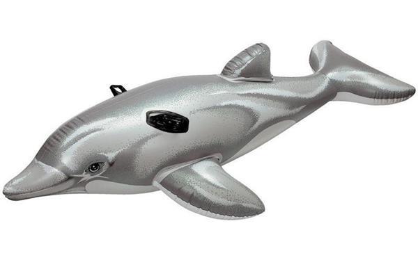 Imagen de Figura Hinchable Delfín con Asas