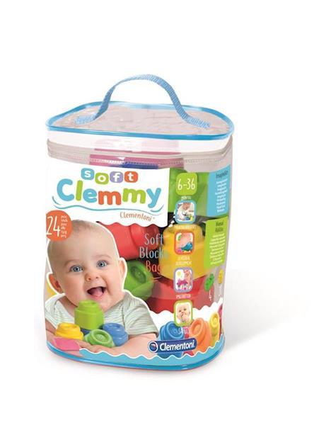 Imagen de Clemmy Baby Bolsa 24 bloques Soft
