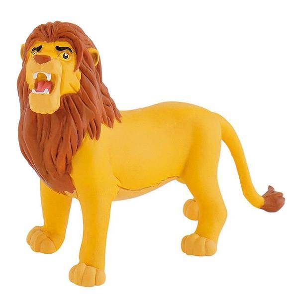 Imagen de Figura Disney Simba Rey León Comansi