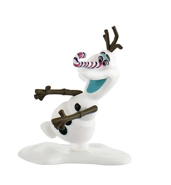 Imagen de Figura Olaf Con Piruleta - Olaf Frozen Adventure Comansi
