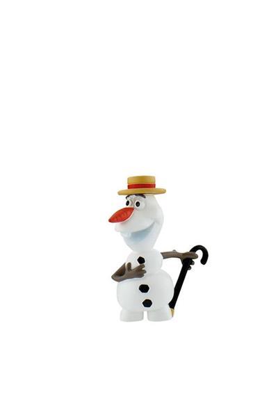 Imagen de Figura Olaf Con Sombrero Frozen Comansi