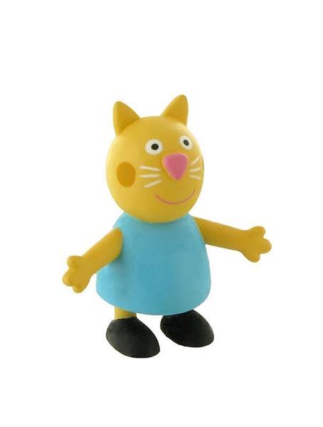 Imagen de Figura Peppa Pig Gato Candy Comansi