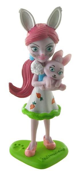Imagen de Figura Enchantimals Bree Bunny & Twist Comansi