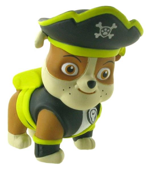 Imagen de Figura Patrulla Canina Pirata Rubble Comansi