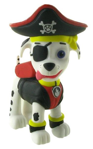 Imagen de Figura Patrulla Canina Pirata Marshall Comansi
