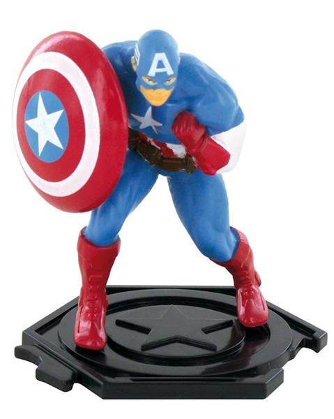 Imagen de Figura Capitán América Los Vengadores Comansi