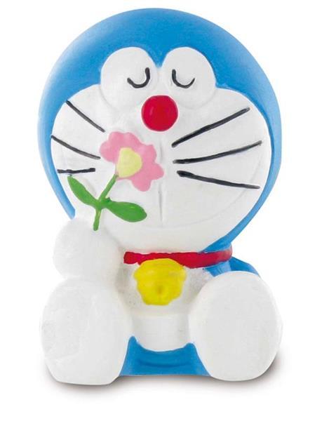 Imagen de Figura Doraemon Flor Comansi