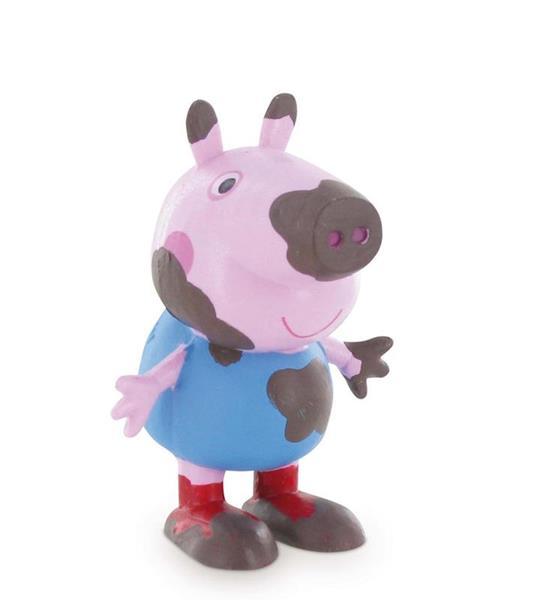 Imagen de Figura Peppa Pig Hermano George Barro Comansi