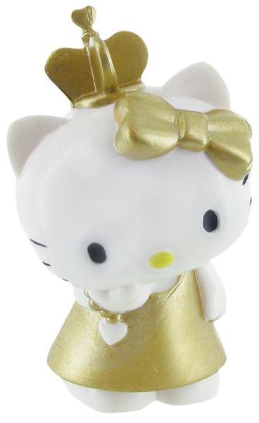 Imagen de Figura Hello Kitty Gold Comansi